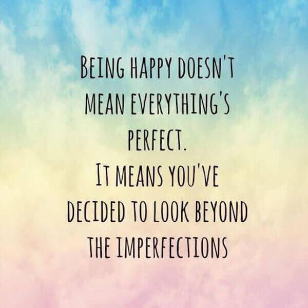 Doe gewoon wat je gelukkig maakt