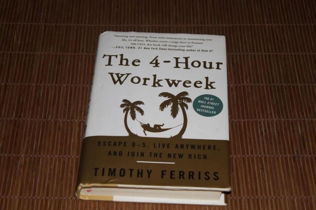 4-Hour-Workweek (Timothy Ferris)