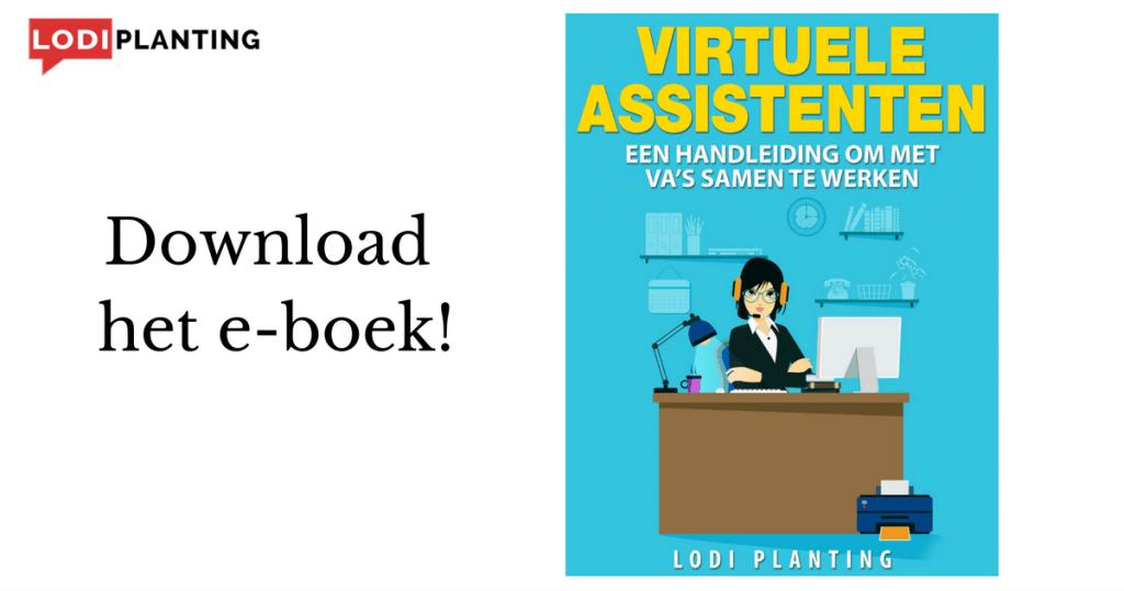 Virtuele Assistenten (LodiPlanting.com)