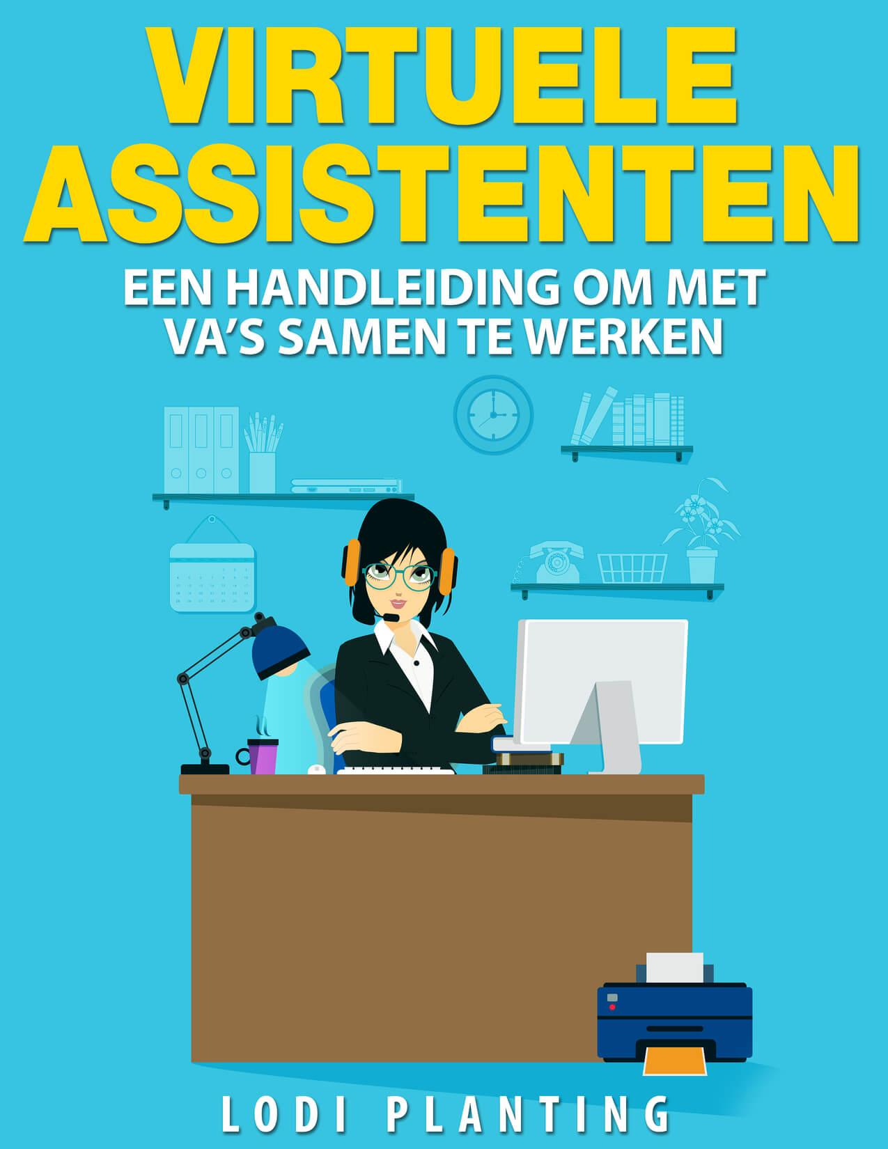 Download het e-boek: Virtuele Assistenten - Een handleiding om met VA's samen te werken