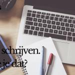 Een e-boek schrijven. Hoe doe je dat- (LodiPlanting.com)
