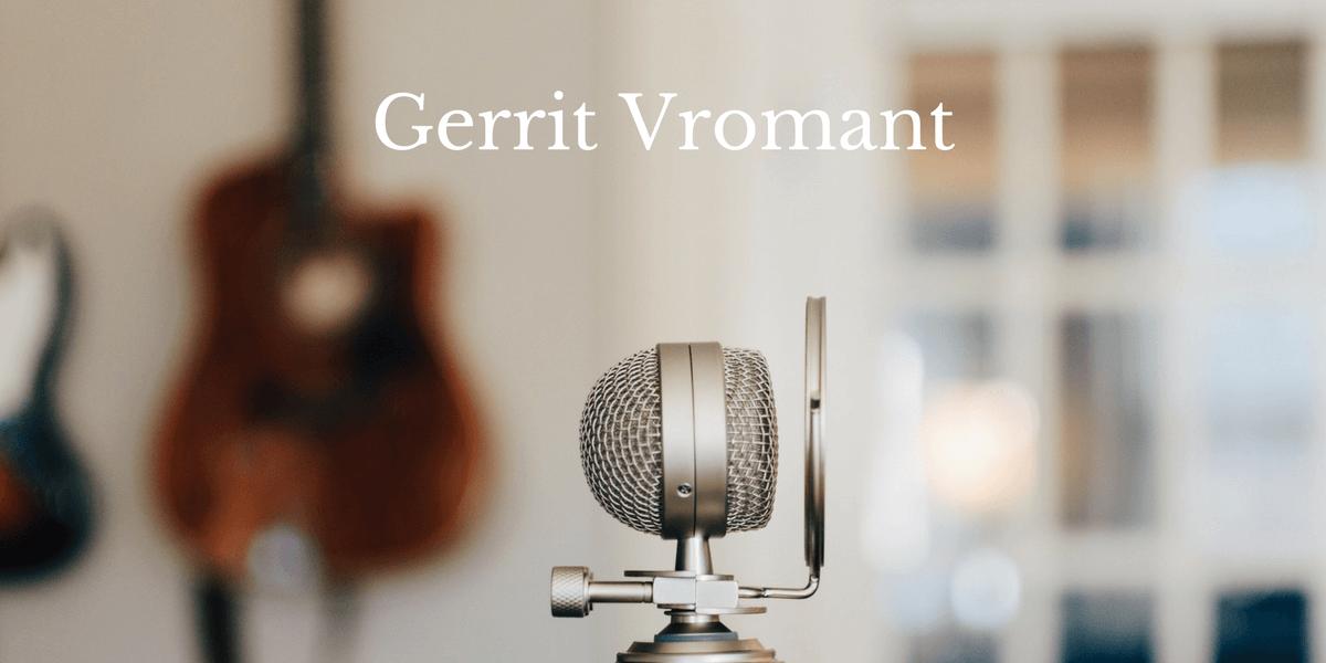 Gerrit Vromant
