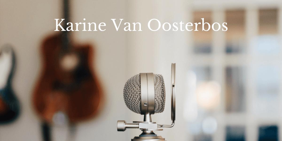 Interview met succesvolle freelancer- Karine Van Oosterbos
