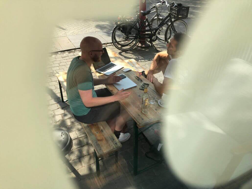 Interviews met succesvolle freelancers (LodiPlanting.com)